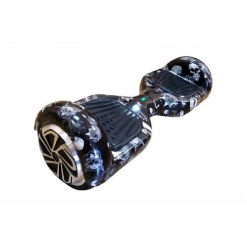 Гироскутер Smart Balance Череп