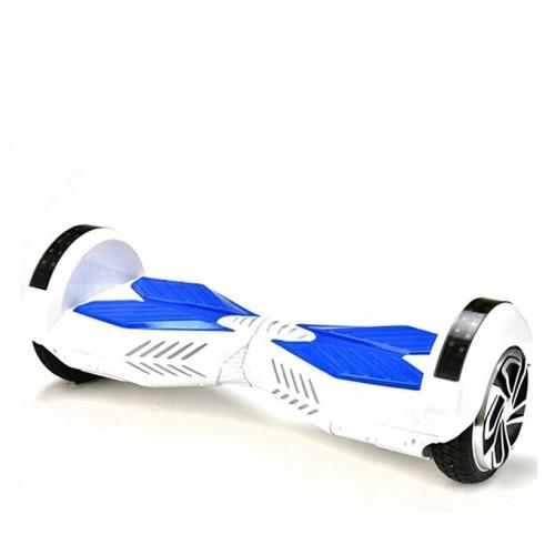 Гироскутер Smart Transformer бело-синий