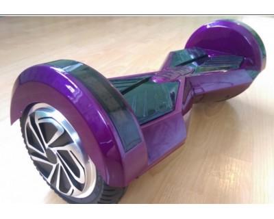 Гироскутер Smart Transformer фиолетовый хром