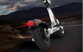 Обзор электросамоката Airwheel Z3