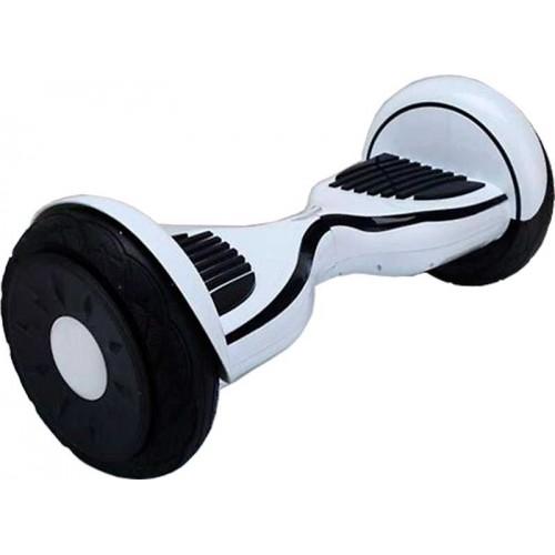 Гироскутер Smart Balance 10.5 дюймов спорт матово-белый спортивный