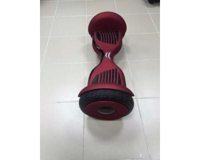 Гироскутер Smart Balance 10.5 дюймов спорт матово-бордовый спортивный