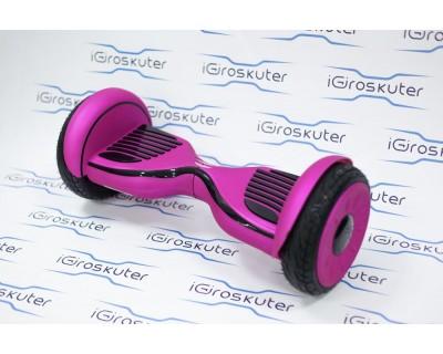 Гироскутер Smart Balance 10.5 дюймов спорт матово-розовый спортивный