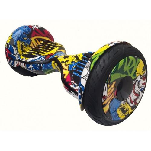 Гироскутер Smart Balance 10.5 дюймов спорт граффити спортивный