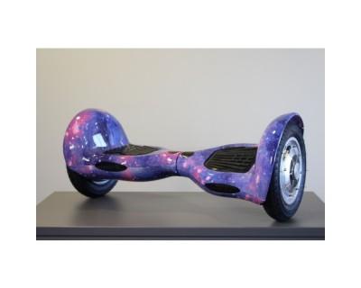 Гироскутер Smart Balance 10.5 дюймов спорт космос фиолетовый спортивный