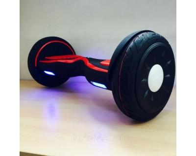 Гироскутер Smart Balance 10.5 дюймов спорт матово черный спортивный