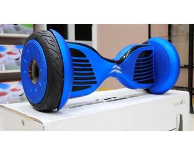 Гироскутер Smart Balance 10.5 дюймов спорт матово синий спортивный