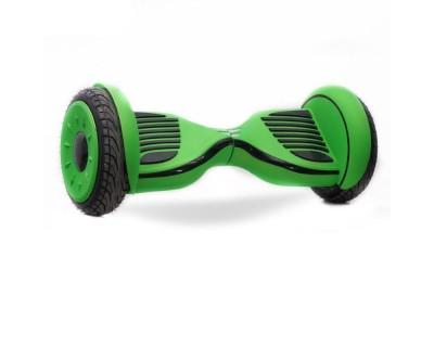 Гироскутер Smart Balance 10.5 дюймов спорт матово зеленый спортивный