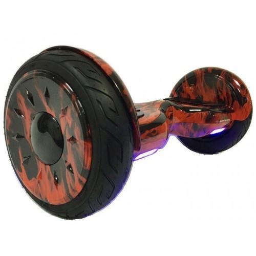 Гироскутер Smart Balance 10.5 дюймов спорт огонь спортивный