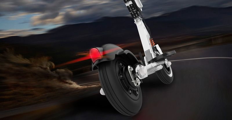 Airwheel Z3  задний светоотражатель