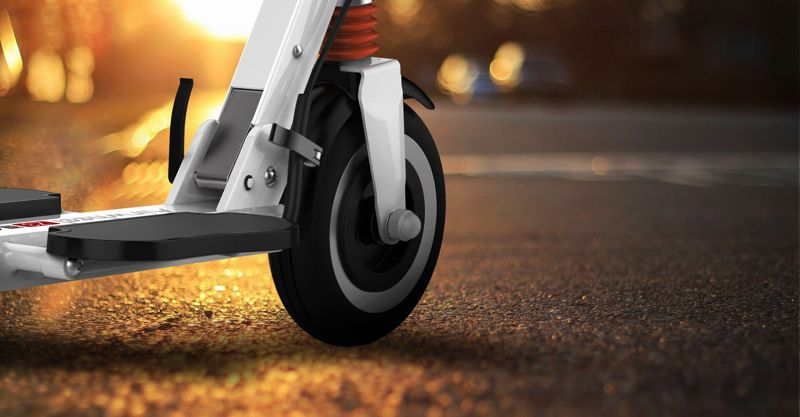 Airwheel Z3  колеса